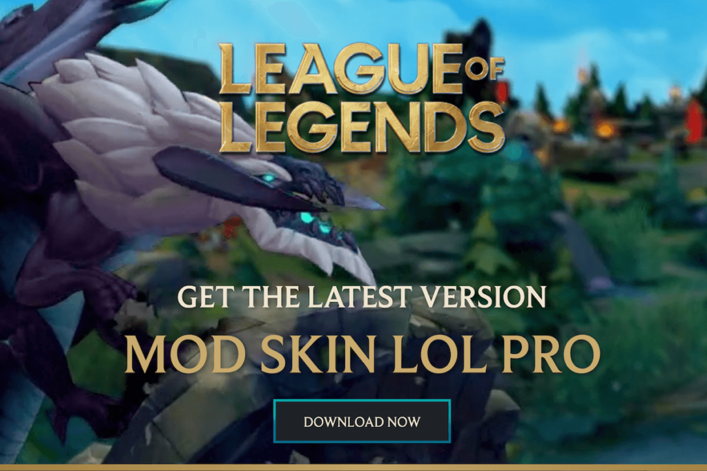 LoL Skin - Pag-download ng Mod Skin LoL Pro